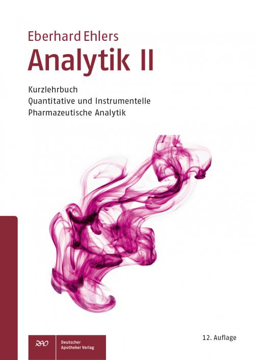 Analytik II -  Kurzlehrbuch cover