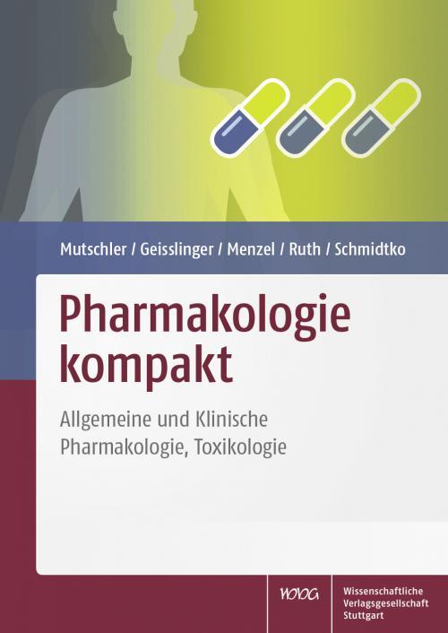 Pharmakologie kompakt cover