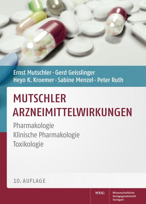 Mutschler Arzneimittelwirkungen PDF cover