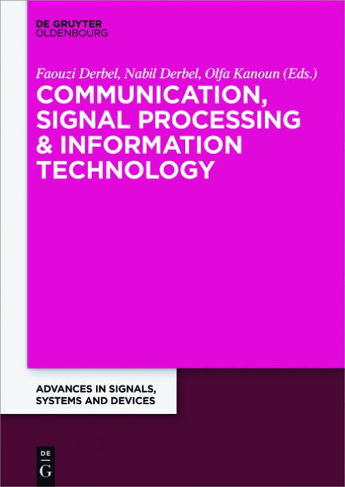 Communication, Signal Processing & Information Technology cover