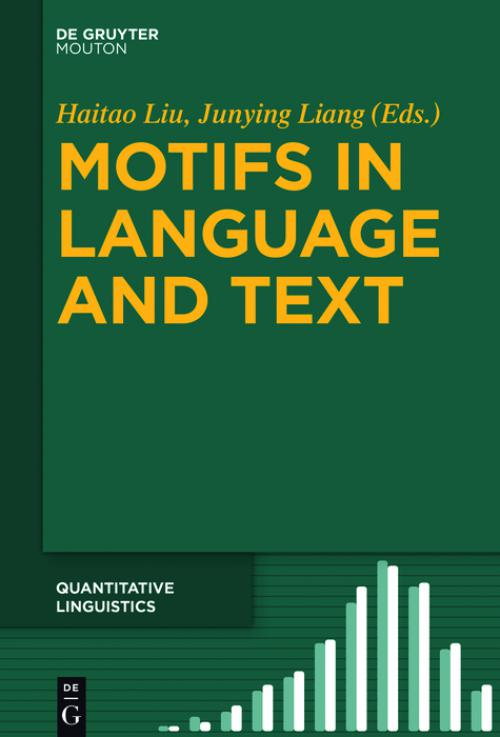 Motifs in Language and Text cover