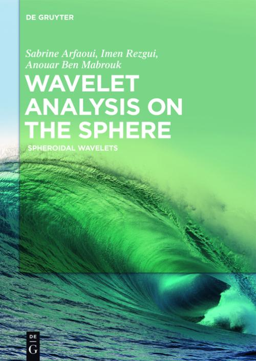 Wavelet Analysis on the Sphere cover