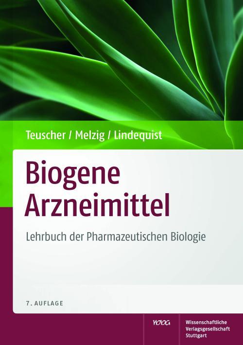 Biogene Arzneimittel cover