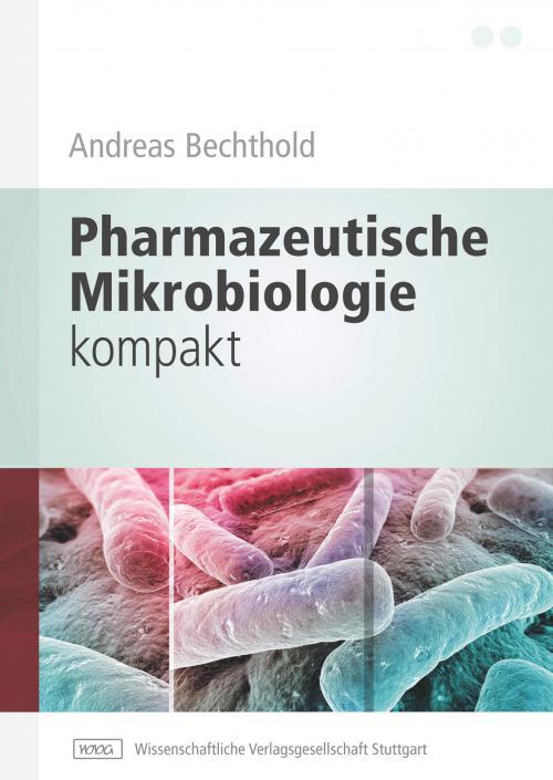 Pharmazeutische Mikrobiologie kompakt cover