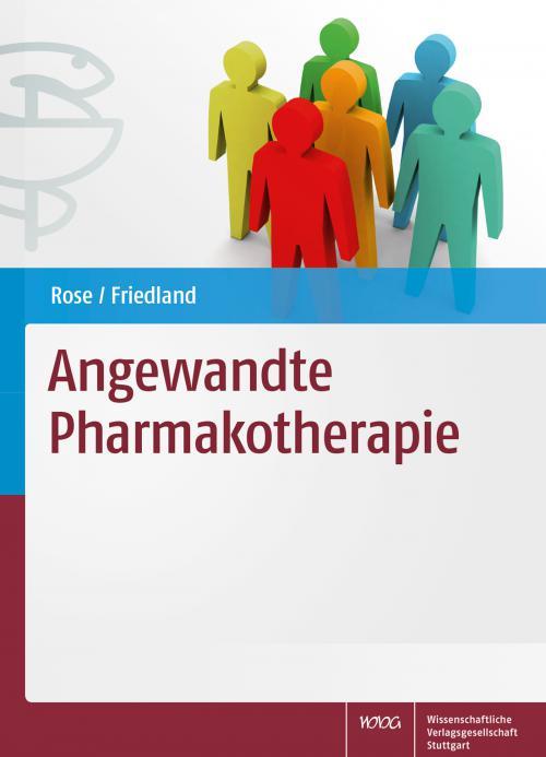 Angewandte Pharmakotherapie cover