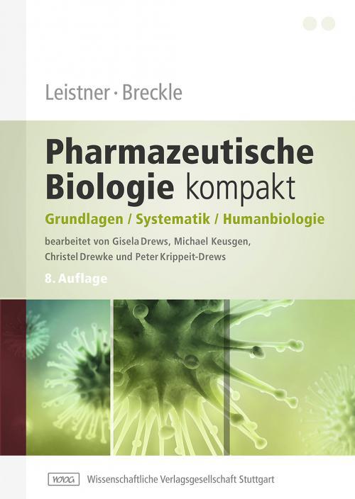 Pharmazeutische Biologie kompakt cover