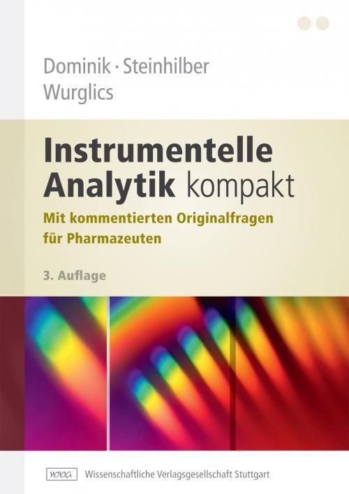 Instrumentelle Analytik kompakt cover