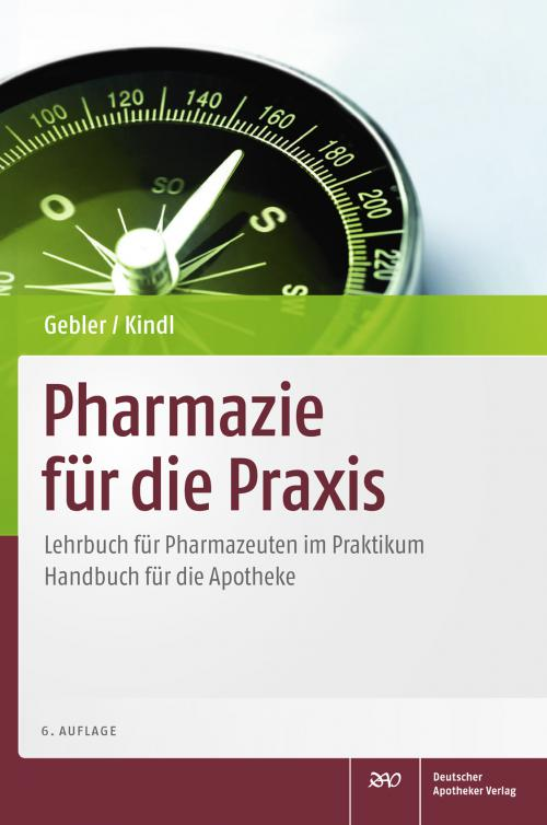 Pharmazie für die Praxis cover
