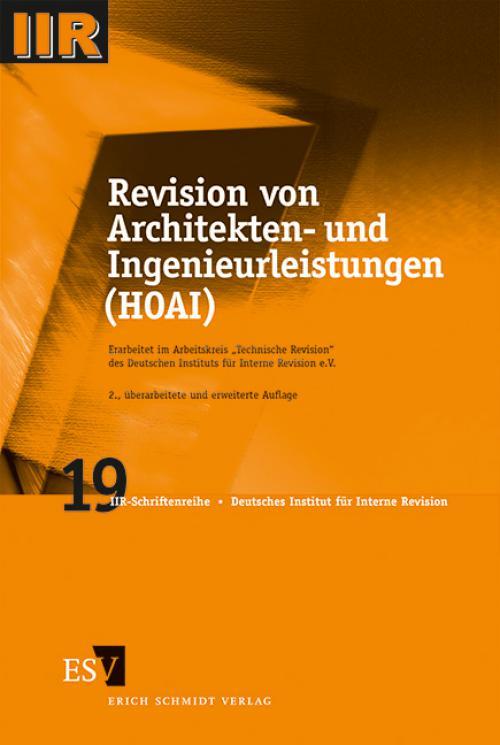 Revision von Architekten- und Ingenieurleistungen (HOAI) cover