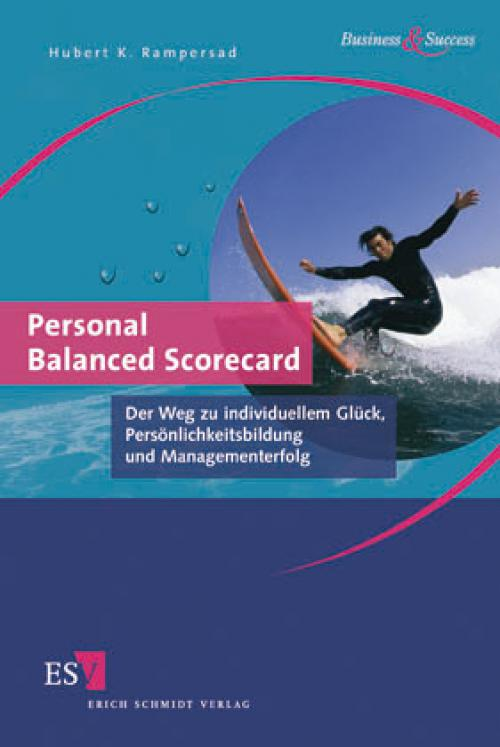 Personal Balanced Scorecard cover