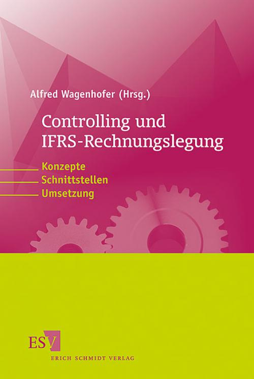 Controlling und IFRS-Rechnungslegung cover