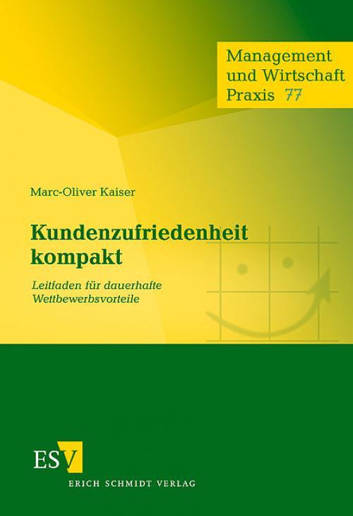 Kundenzufriedenheit kompakt cover