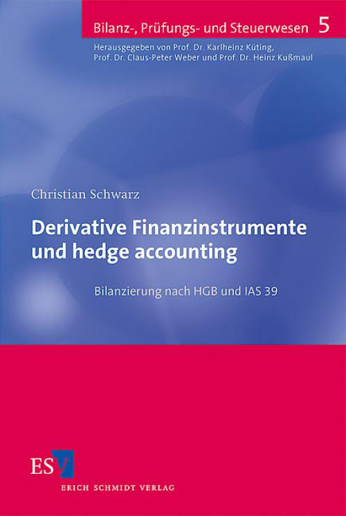 Derivative Finanzinstrumente und hedge accounting cover