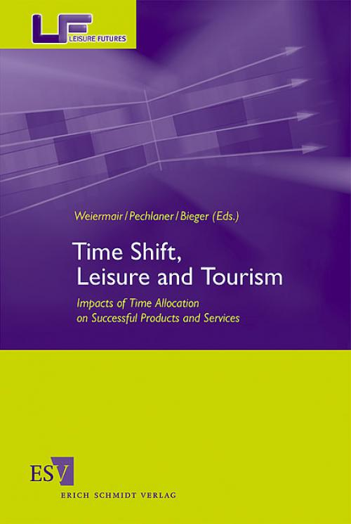 Time Shift, Leisure and Tourism cover