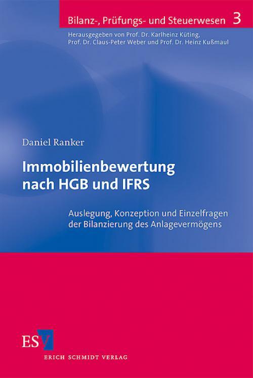 Immobilienbewertung nach HGB und IFRS cover