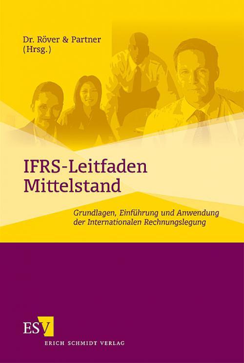 IFRS-Leitfaden Mittelstand cover
