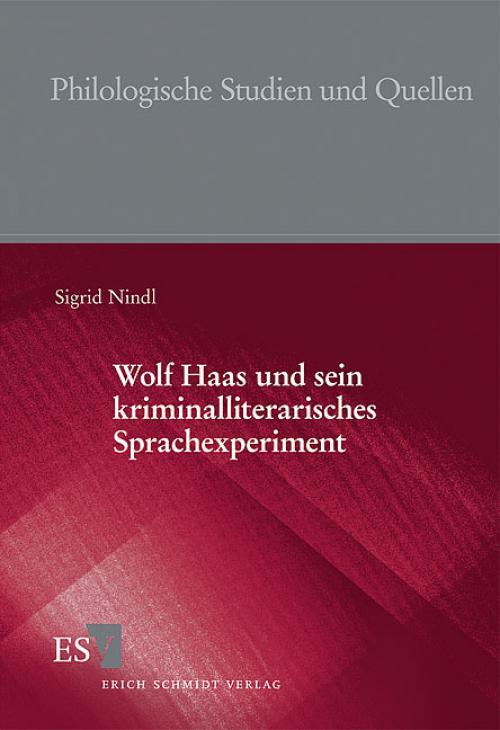 Wolf Haas und sein kriminalliterarisches Sprachexperiment cover