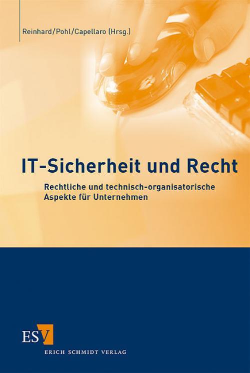IT-Sicherheit und Recht cover