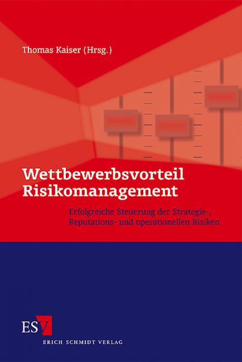 Wettbewerbsvorteil Risikomanagement cover