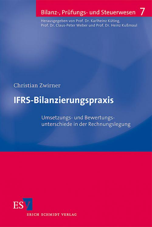 IFRS-Bilanzierungspraxis cover