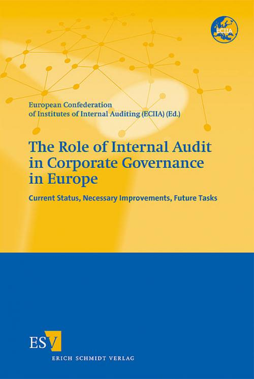The Role of Internal Audit in Corporate Governance in Europe cover