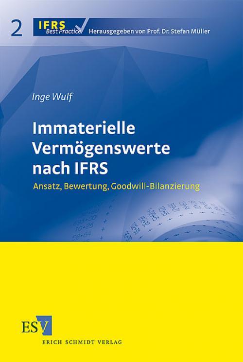 Immaterielle Vermögenswerte nach IFRS cover