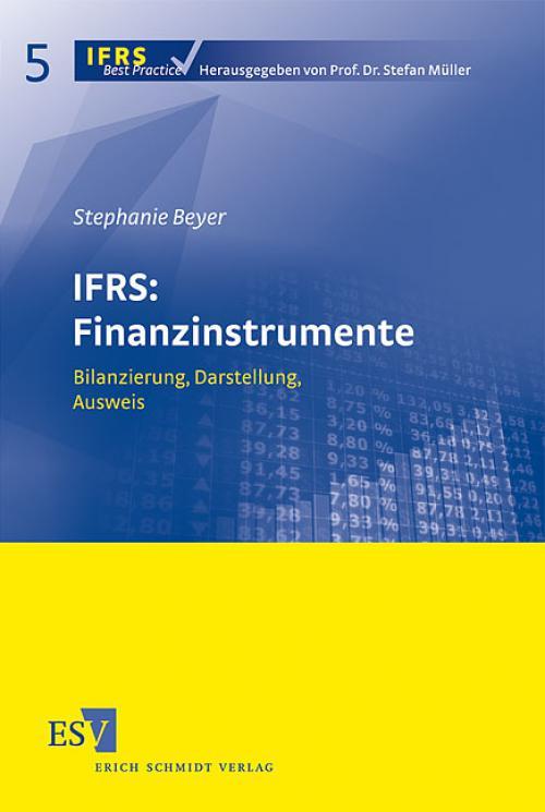 IFRS: Finanzinstrumente cover