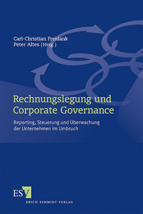 Rechnungslegung und Corporate Governance cover