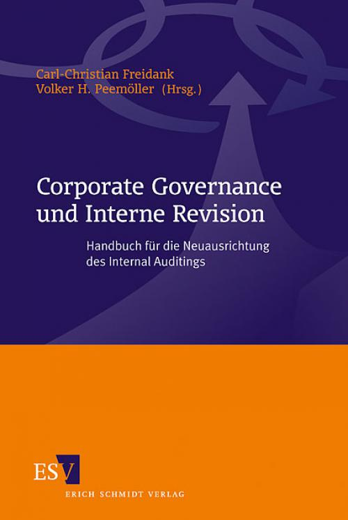 Corporate Governance und Interne Revision cover