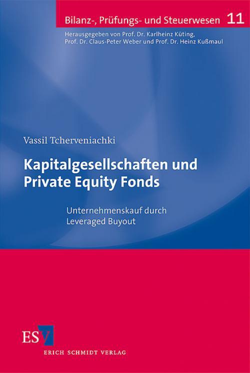 Kapitalgesellschaften und Private Equity Fonds cover