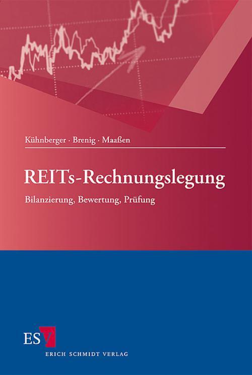 REITs-Rechnungslegung cover