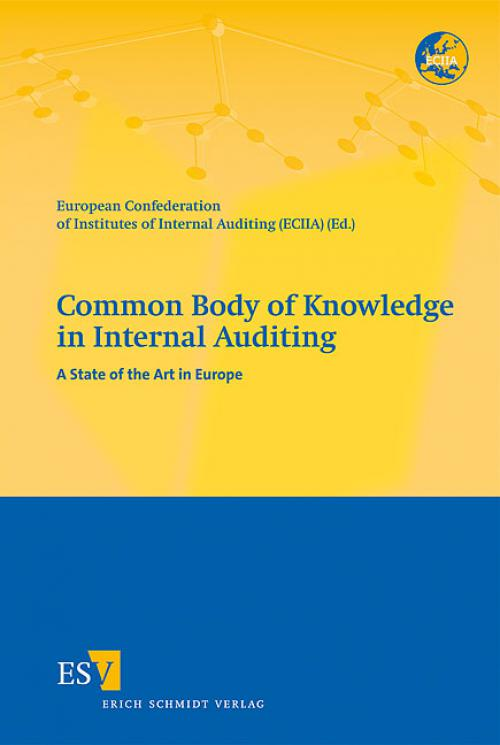 Common Body of Knowledge in Internal Auditing cover