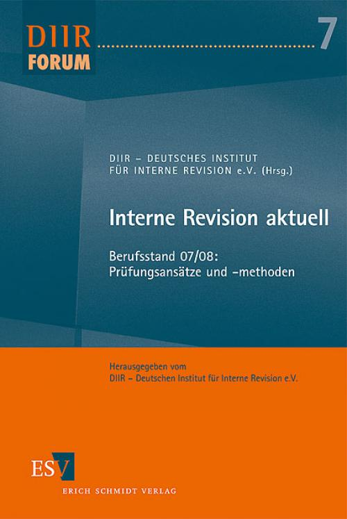 Interne Revision aktuell cover