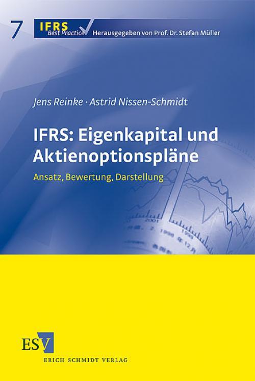 IFRS: Eigenkapital und Aktienoptionspläne cover