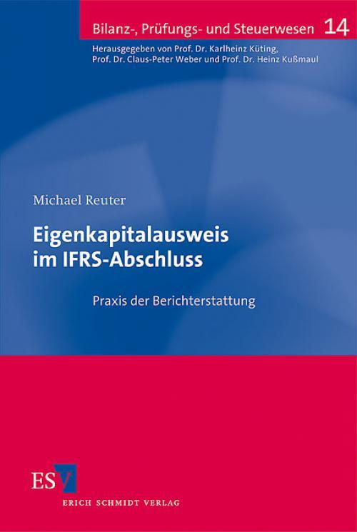 Eigenkapitalausweis im IFRS-Abschluss cover