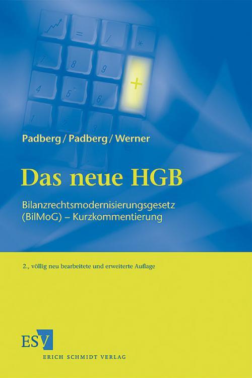 Das neue HGB cover