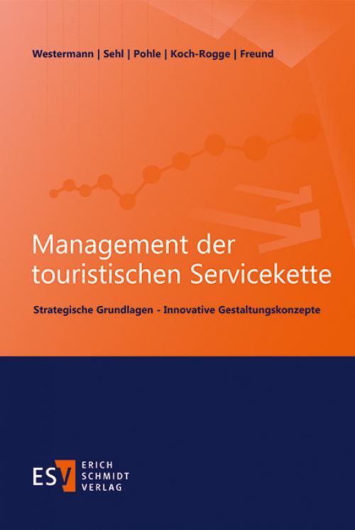 Management der touristischen Servicekette cover