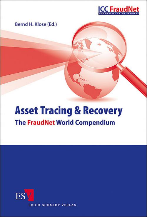 Asset Tracing & Recovery cover