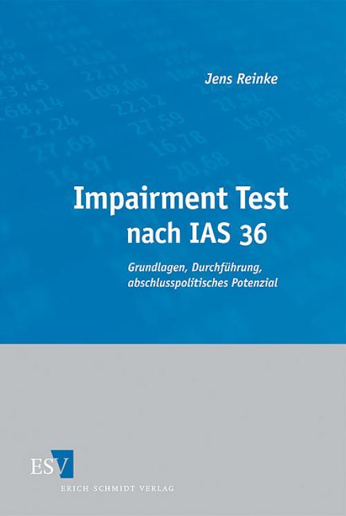 Impairment Test nach IAS 36 cover