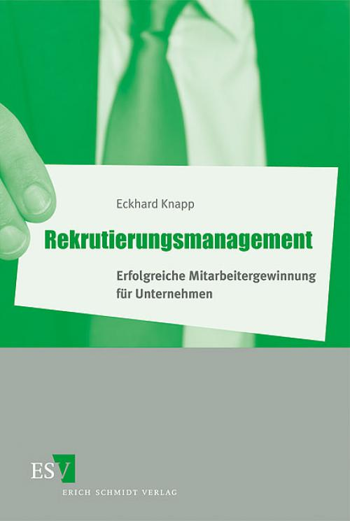 Rekrutierungsmanagement cover