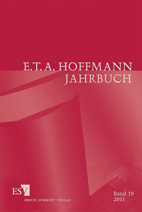 E.T.A. Hoffmann-Jahrbuch 2011 cover
