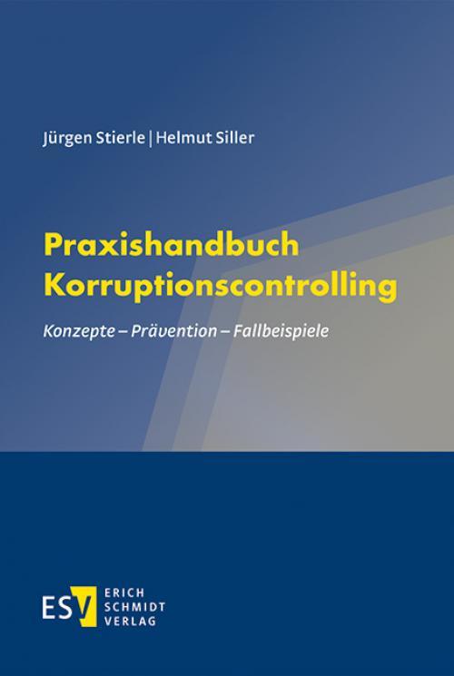Praxishandbuch Korruptionscontrolling cover