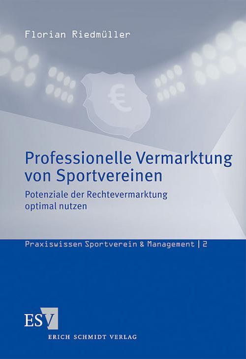 Professionelle Vermarktung von Sportvereinen cover