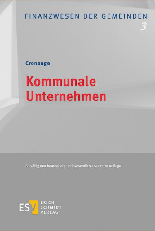 Kommunale Unternehmen cover