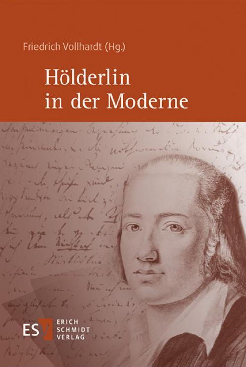 Hölderlin in der Moderne cover