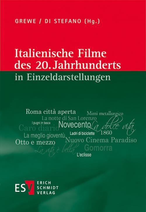 Italienische Filme des 20. Jahrhunderts in Einzeldarstellungen cover
