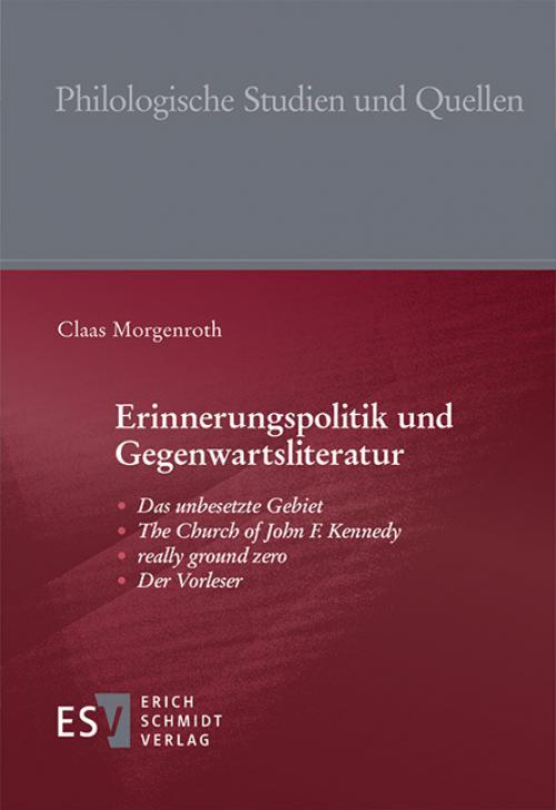 Erinnerungspolitik und Gegenwartsliteratur cover