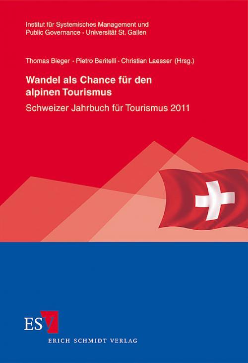 Wandel als Chance für den alpinen Tourismus cover