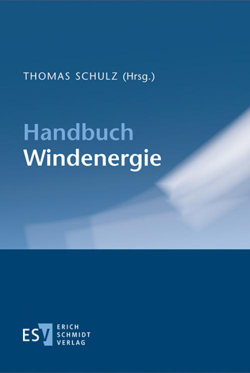 Handbuch Windenergie cover
