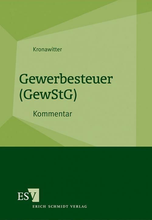Gewerbesteuer (GewStG) cover